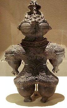 Japanese Dogu