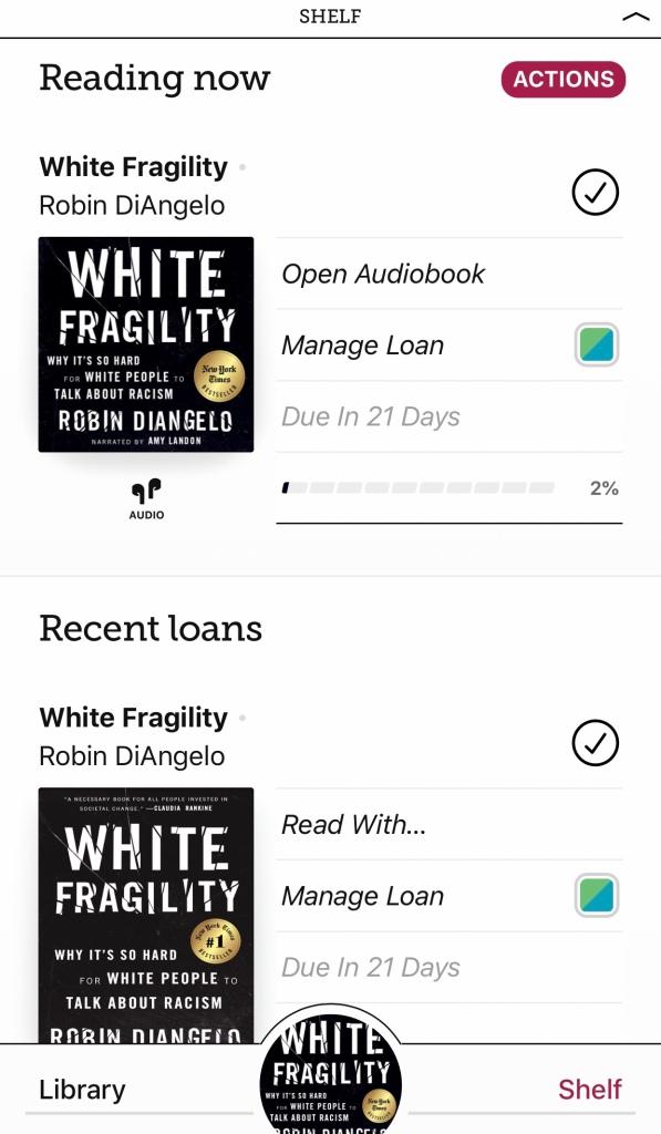 White Fragility Books